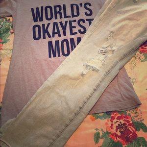 Boyfriend jeans 💕👖💕